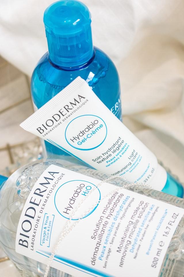 bouteille d'eau micellaire Bioderma