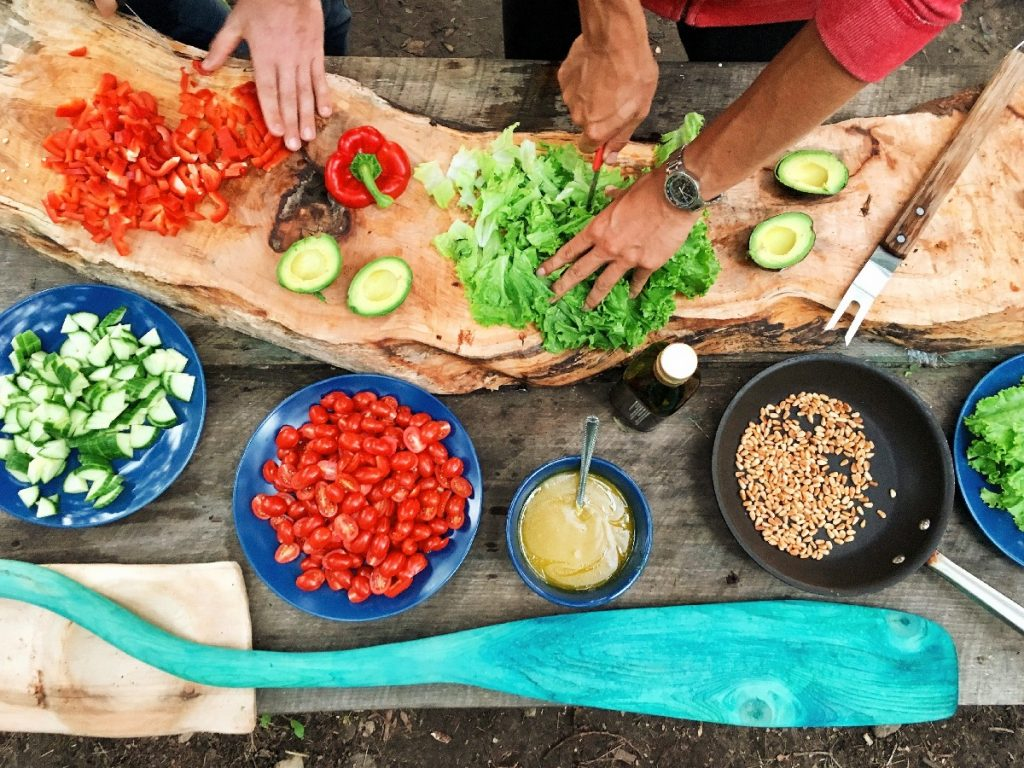 nourriture naturelle